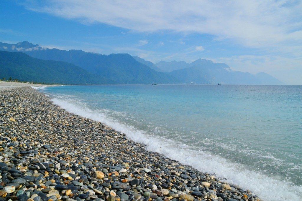 Tajwan Taroko Hualien plaże