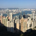 Zwiedzając Hong Kong – z głową w chmurach.