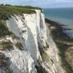 Anglia. Magiczne Białe Klify w Dover.
