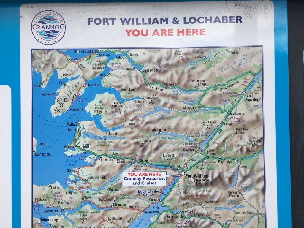 Szkocja Highlands - Fort William