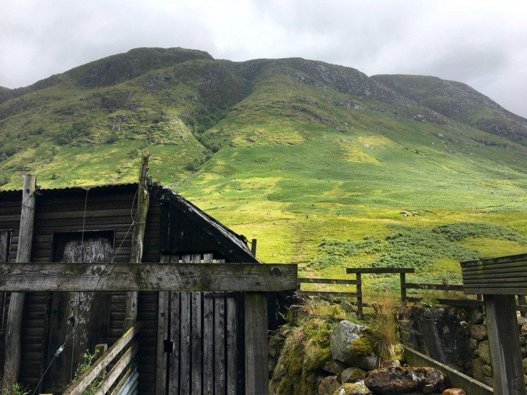Szkocja Highlands - Fort William - Ben Nevis