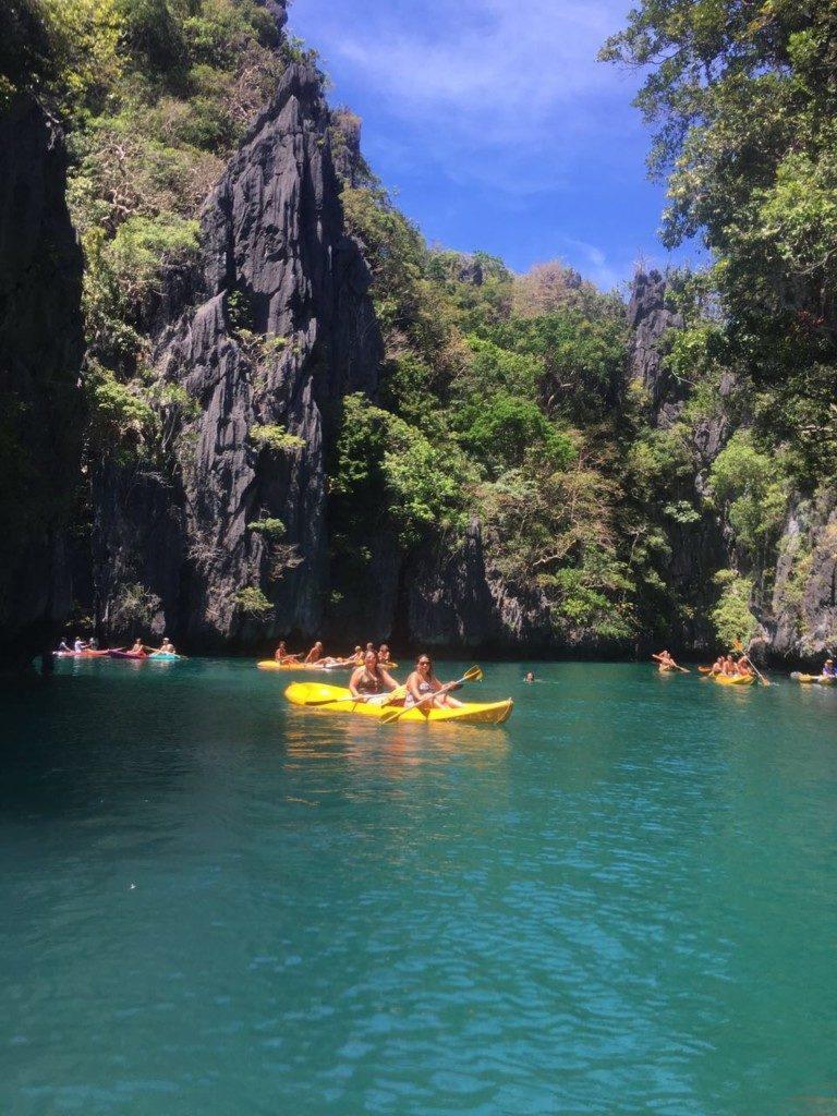 Filipiny Palawan: island hopping El Nido