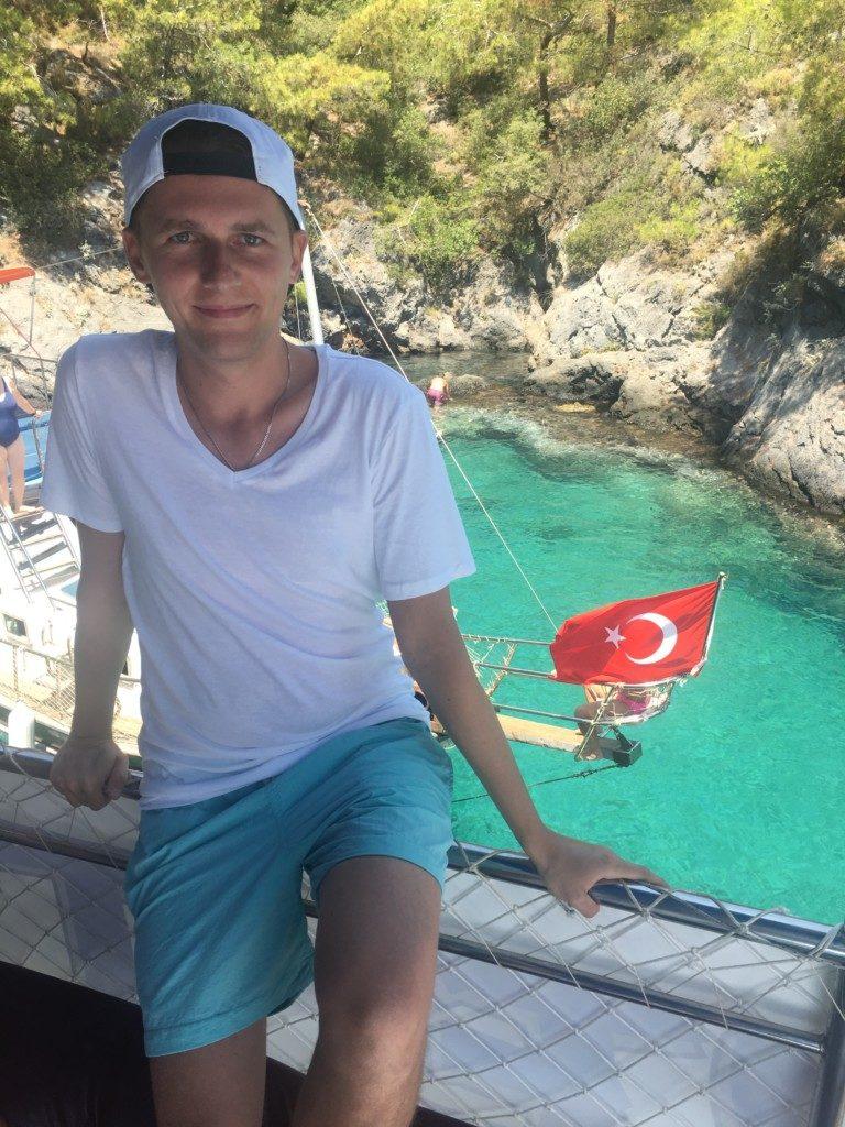 Turcja Oludeniz