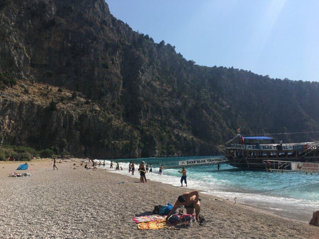 Turcja Oludeniz Dolina Motyli