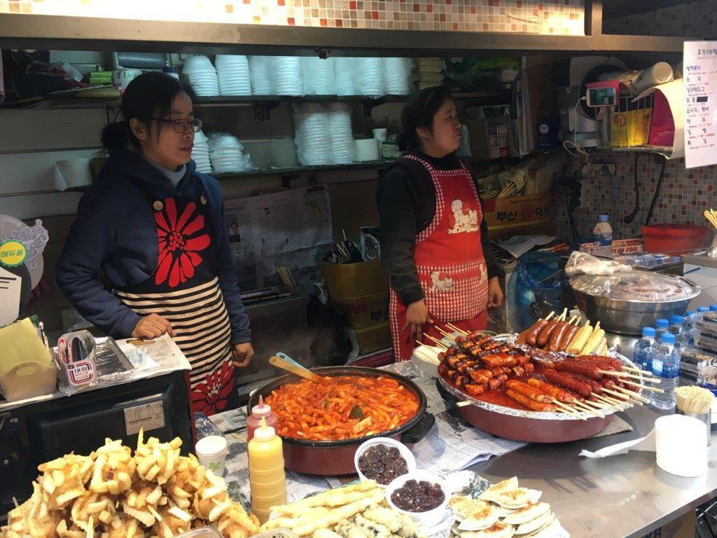Korea Południowa Seul: Myung Dong