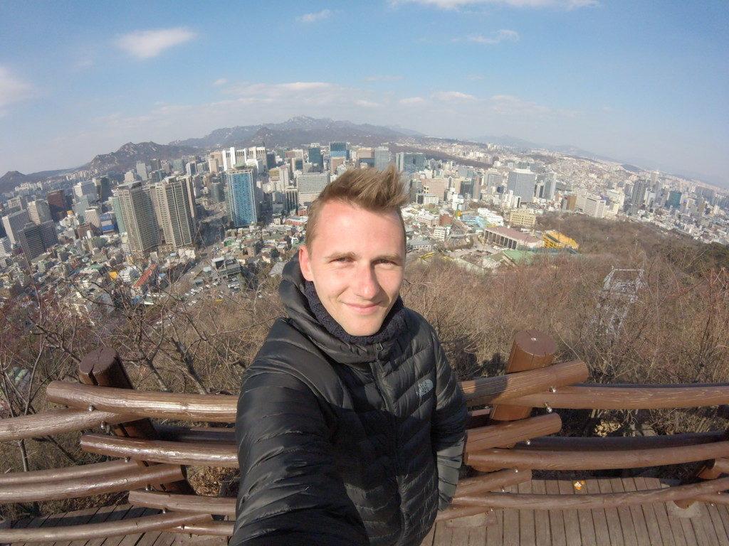Korea Południowa Seul Michal Stolarewicz