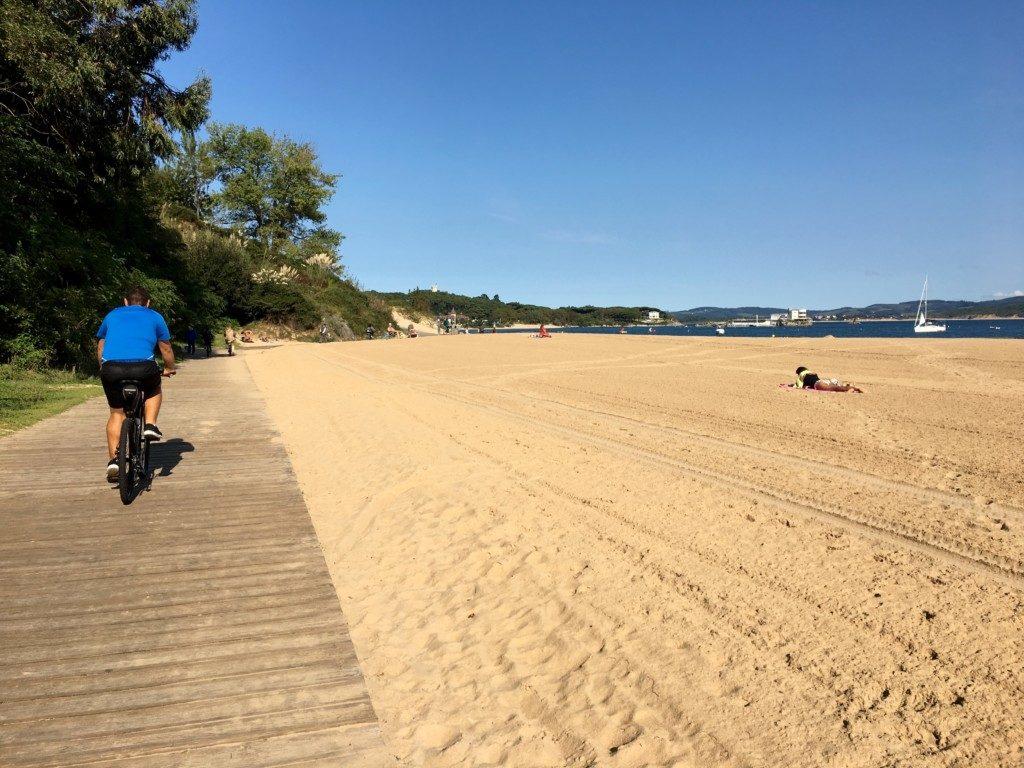Hiszpania Santander plaże