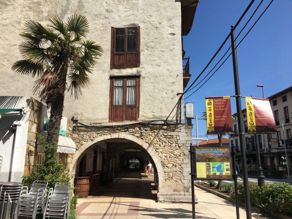 San Vicente de la Barquera Kantabria, Hiszpania