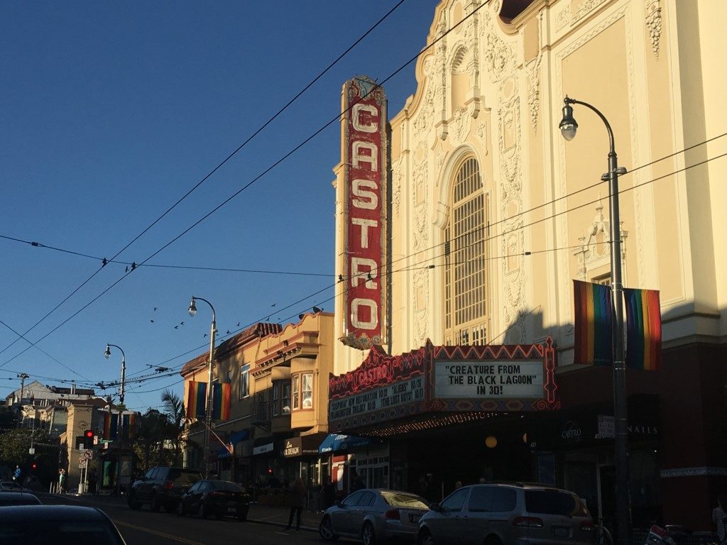 USA San Francisco dzielnica Castro