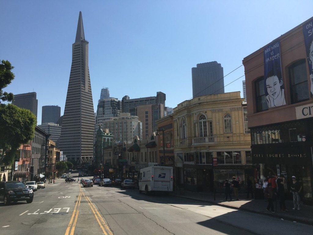 USA San Francisco Little Italy