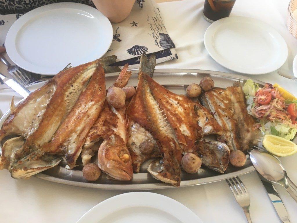 Lanzarote kuchnia Wyspy Kanaryjskie