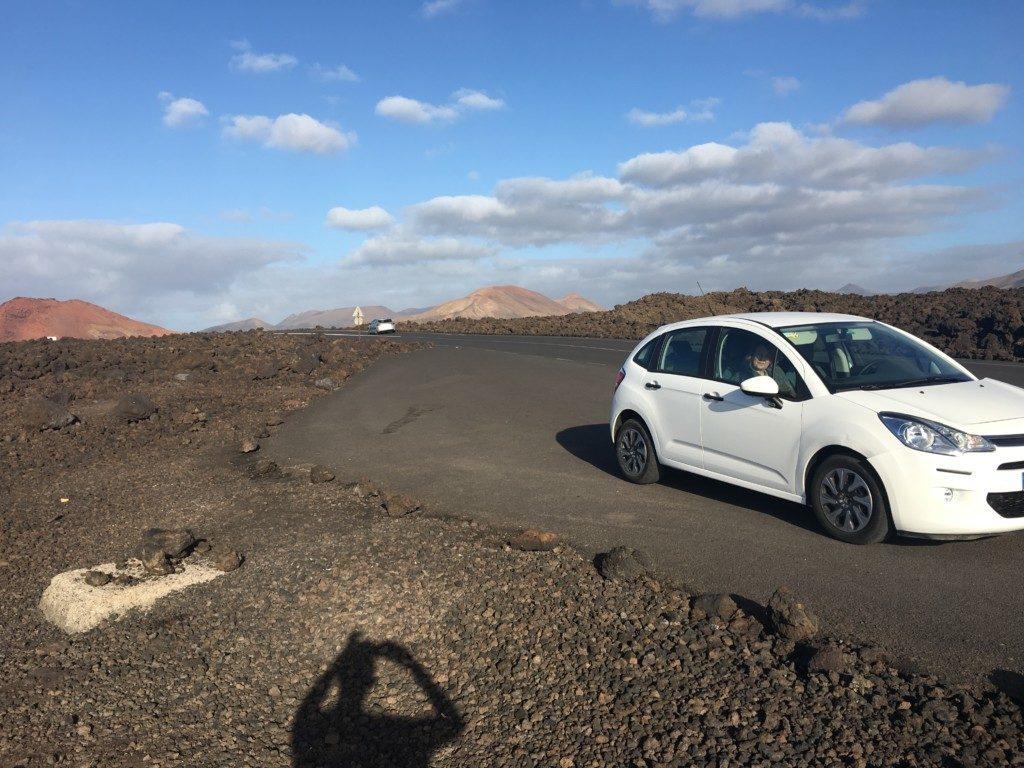 Lanzarote Wyspy Kanaryjskie zwiedzanie samochodem