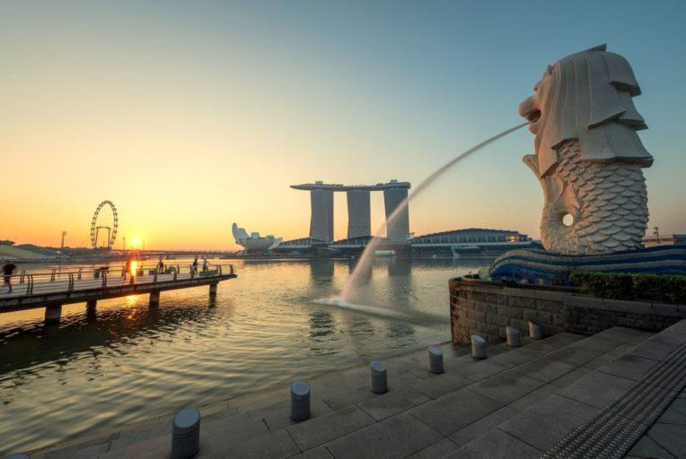 Singapur - bezpośrednie połączenie lotnicze