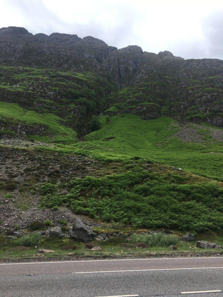 Szkocja Dolina Glencoe