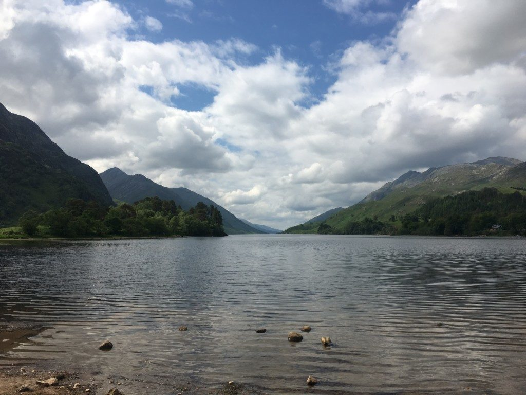 Szkocja Highlands Glenfinnan