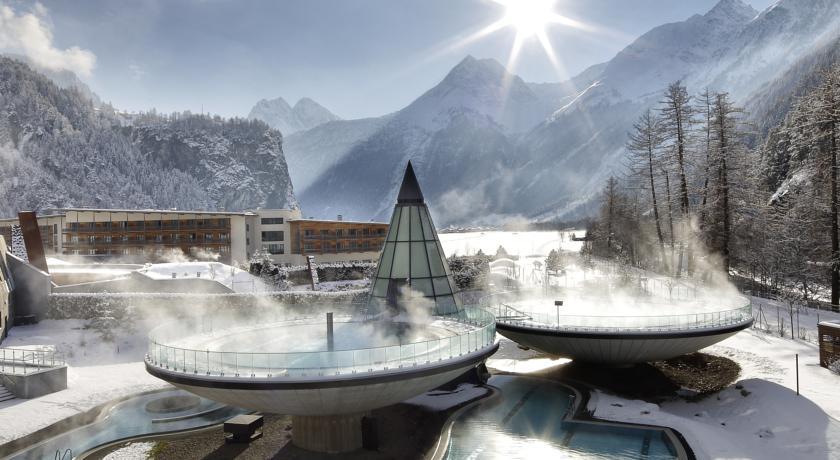 Park Wodny AquaDome Austria
