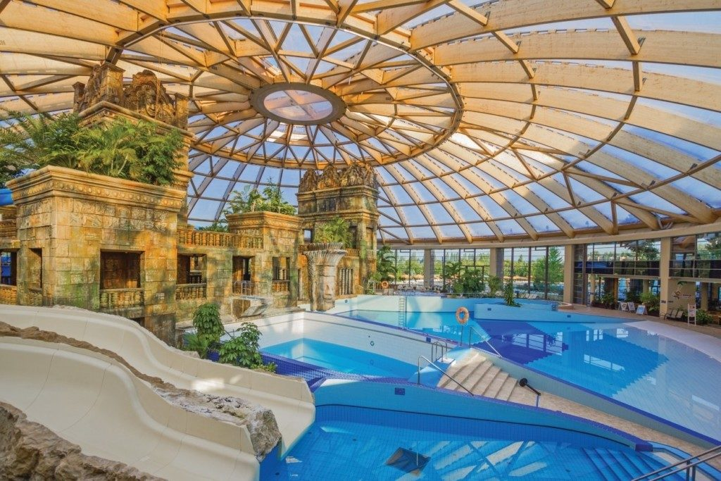Aquaworld. Budapeszt, Węgry