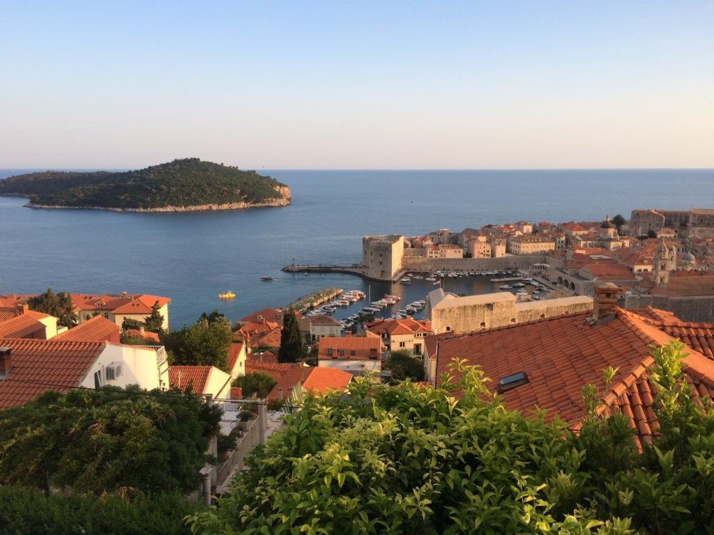 Chorwacja Dalmacja Dubrownik