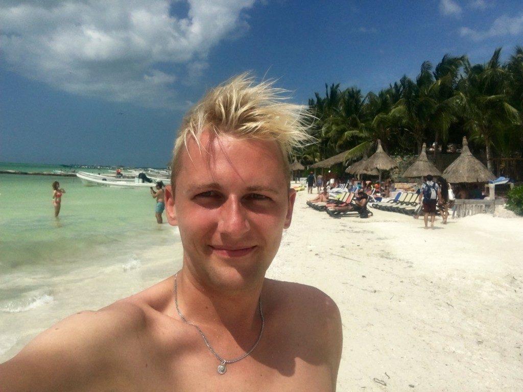 Karaiby Wyspa Holbox Michał Stolarewicz