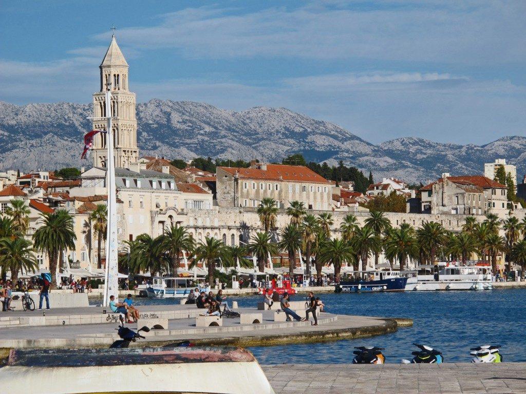 Chorwacja Dalmacja Split