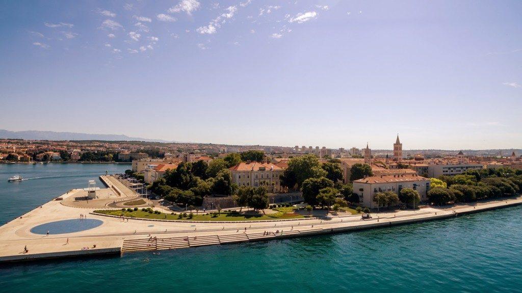 Chorwacja Dalmacja Zadar