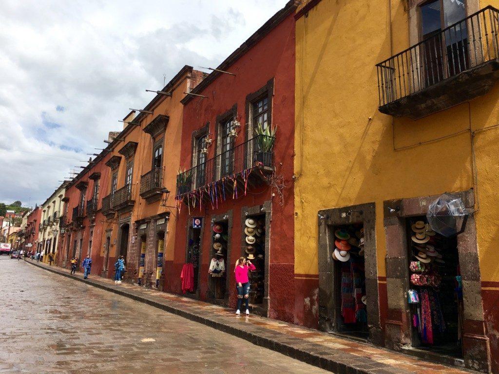 Meksyk San Miguel de Allende