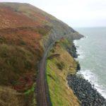 Dublin klify Bray – malownicza trasa Irlandii.