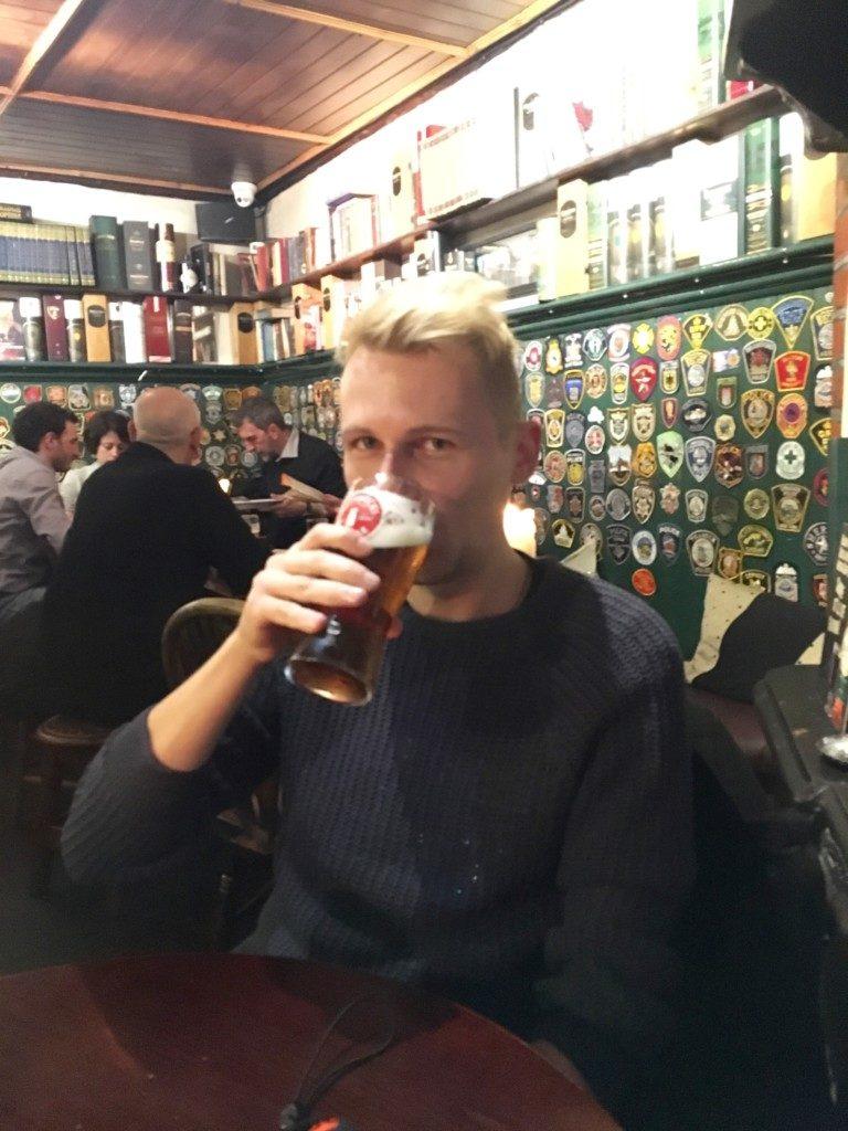 Dublin pub The Brazen Head