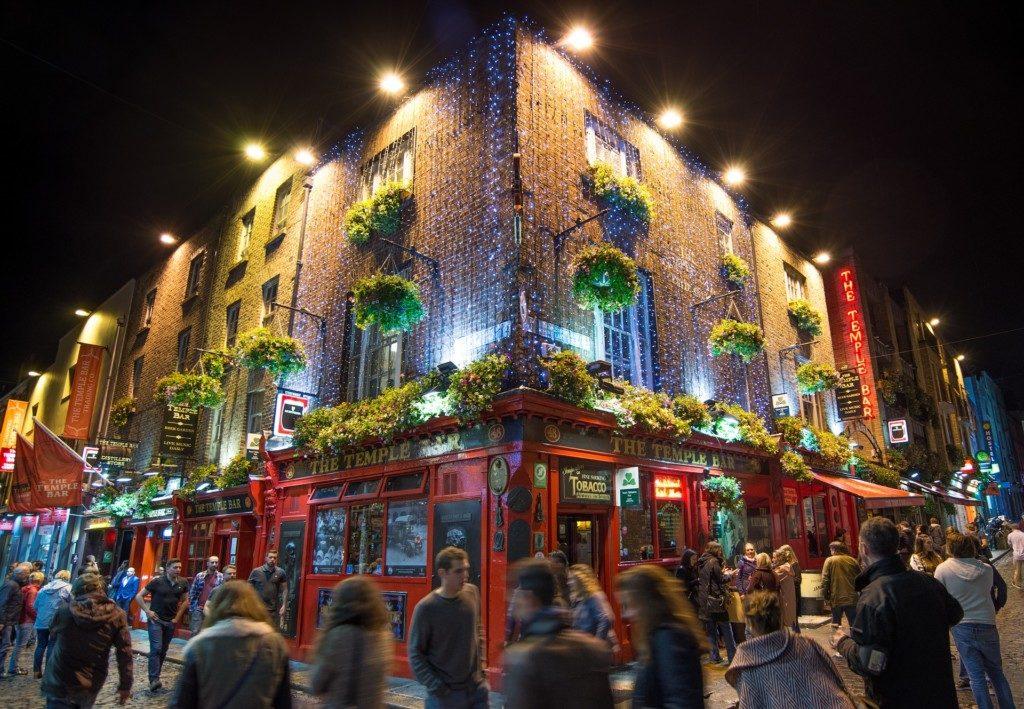 Najlepsze puby Dublin