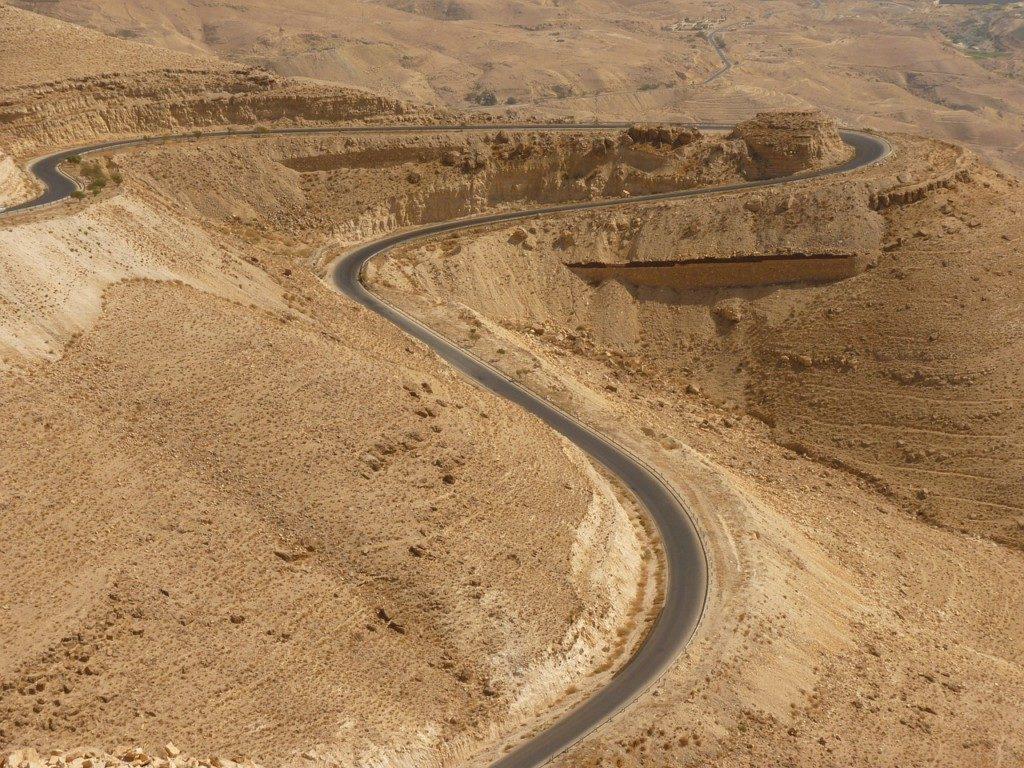 Jordania Wadi al-Mujib