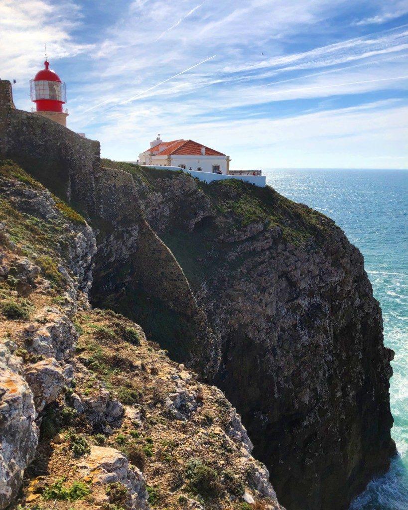 Portugalia Sagres Cabo De Sao Vincente