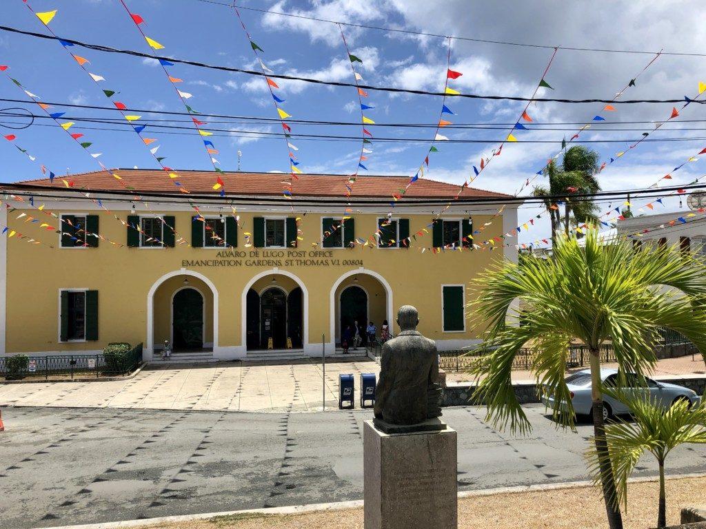 Wyspy Dziewicze USA - St. Thomas Charlotte Amalie