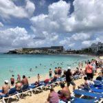 Karaiby: Maho Beach najsłynniejsza plaża świata, St. Maarten