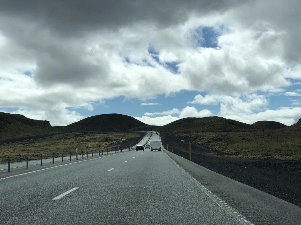 Islandia samochodem porady