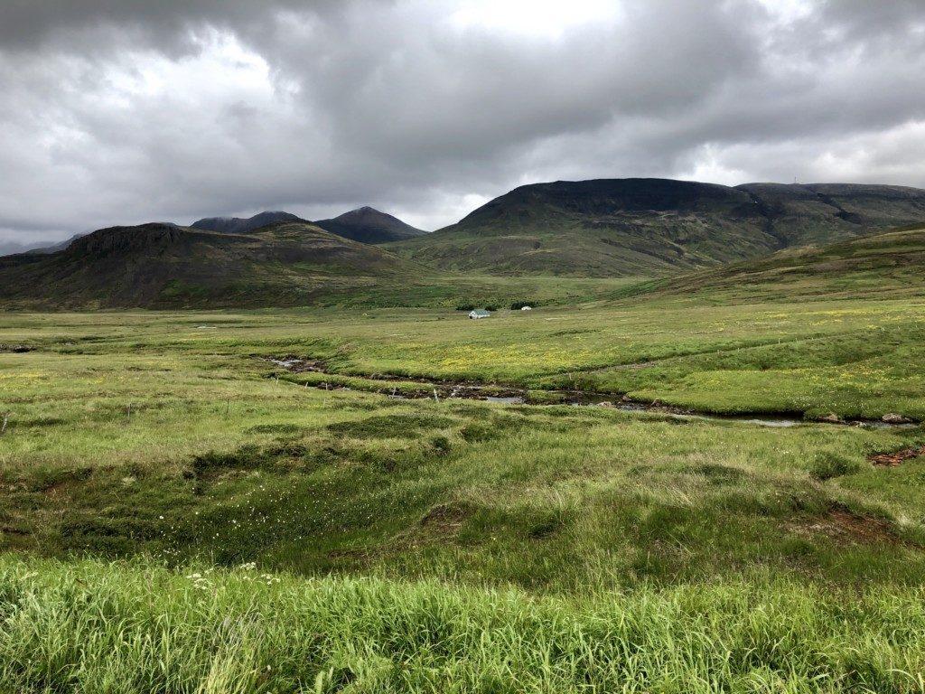 Islandia samochodem drogi