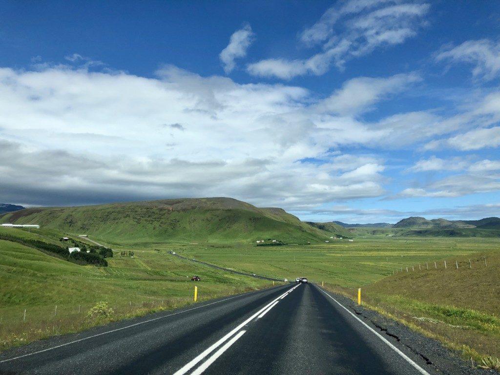 Islandia zwiedzanie samochodem
