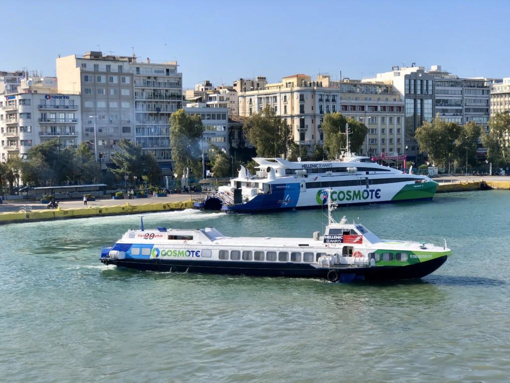 Grecja Agistri wyspa