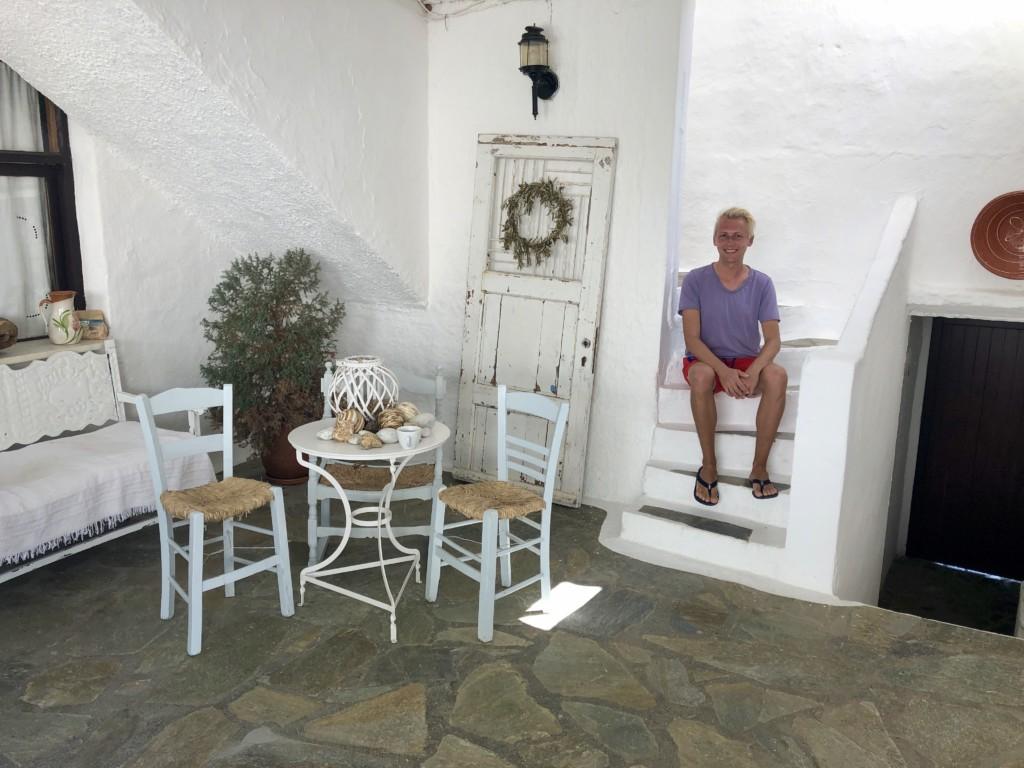 Grecja wyspa Agistri Club Hotel Michal Stolarewicz