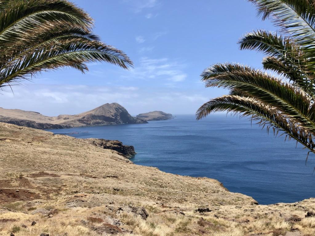 Madera - Ponta de São Lourenço, czyli Półwysep Św.Wawrzyńca.
