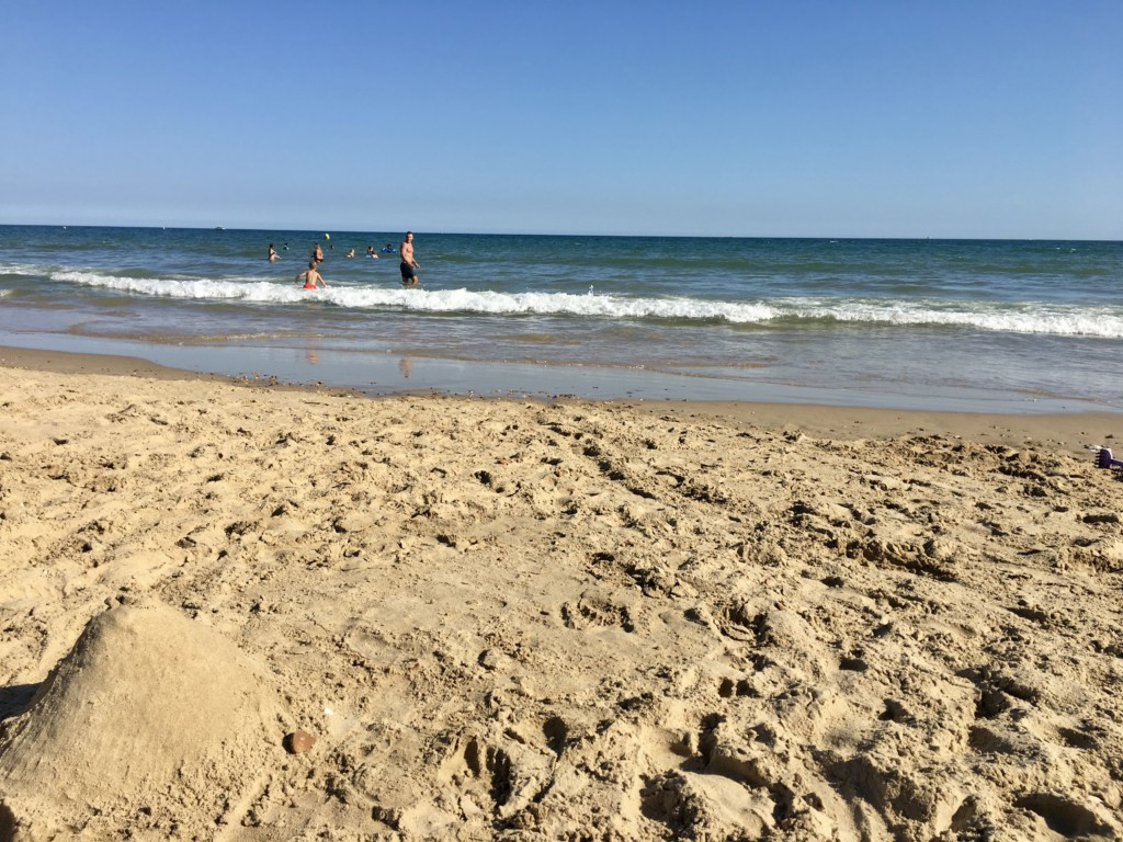 Bournemouth plaża Anglia