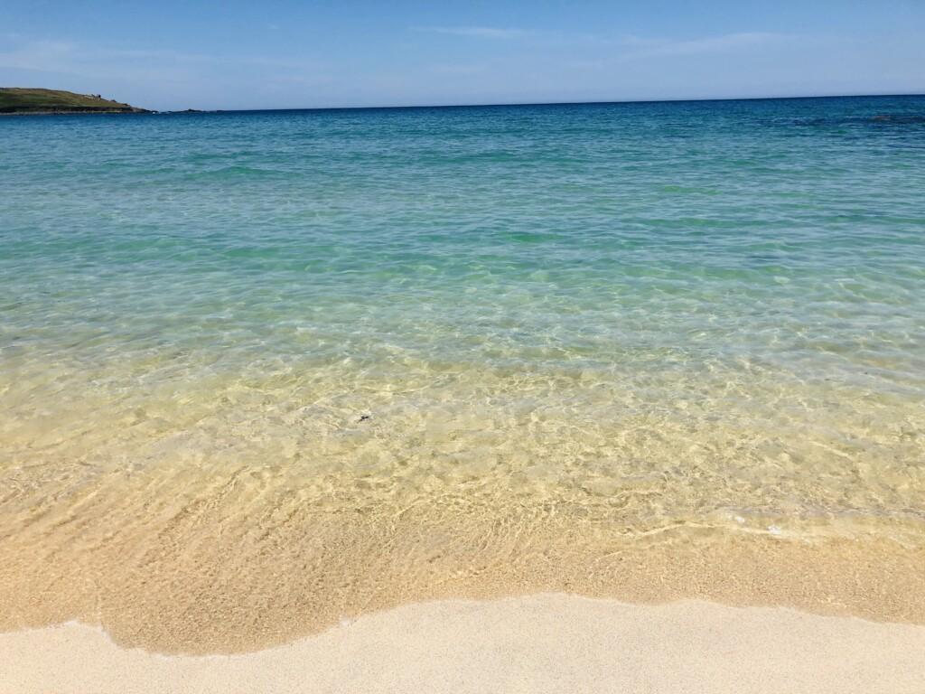 Plaża Porthmeor w Saint Ives, Kornwalia