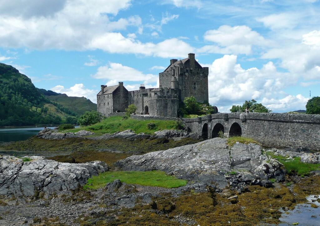Isle of Skye Eilean Donan Castle
