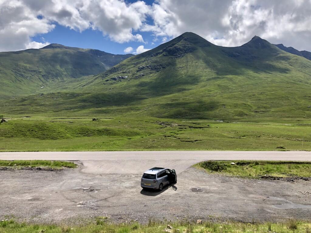 Szkocja Isle of Skye